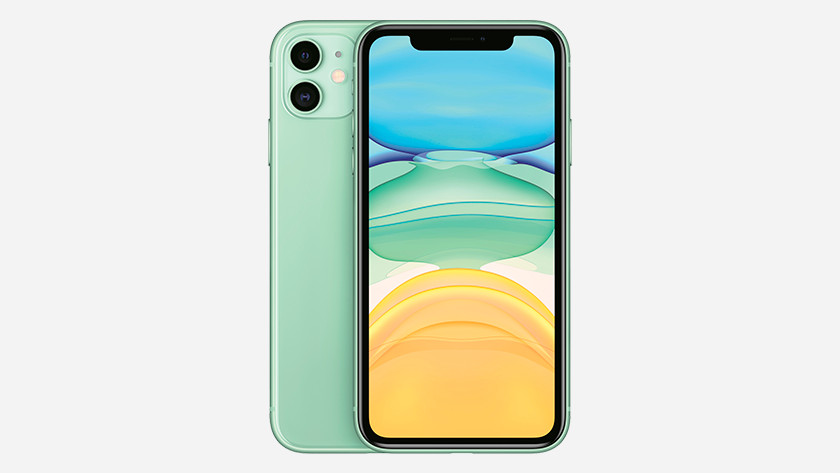 Ontwerp Apple iPhone 11