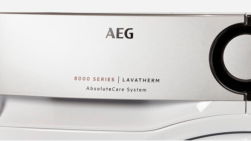AEG 8000 wasdroger