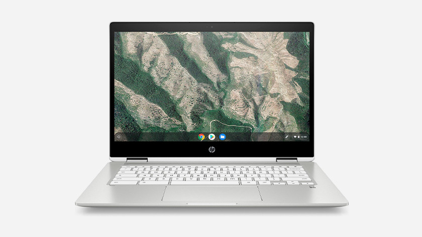 HP Chromebook.