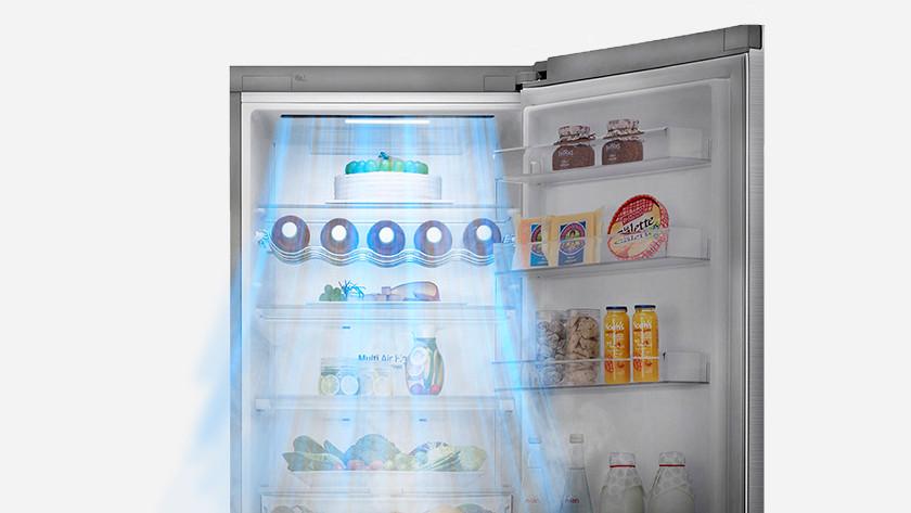 How does LG Door Cooling work?