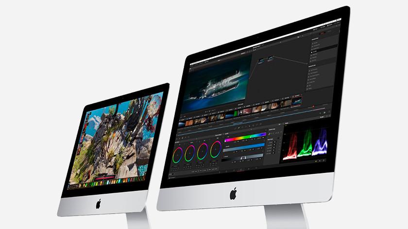 Apple iMac (2019) graphics