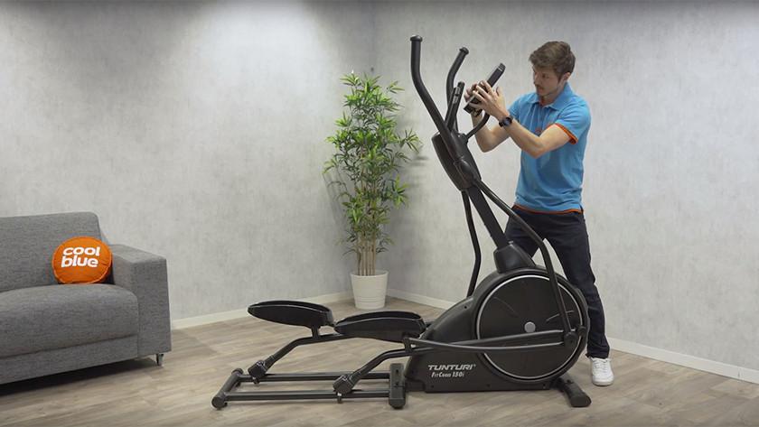Fitnessapparaat installeren