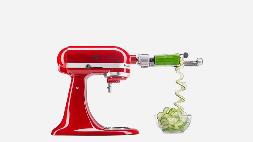 KitchenAid with spiralizer