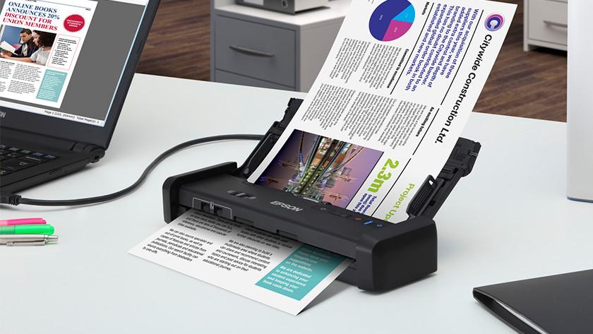 mobiel scannen