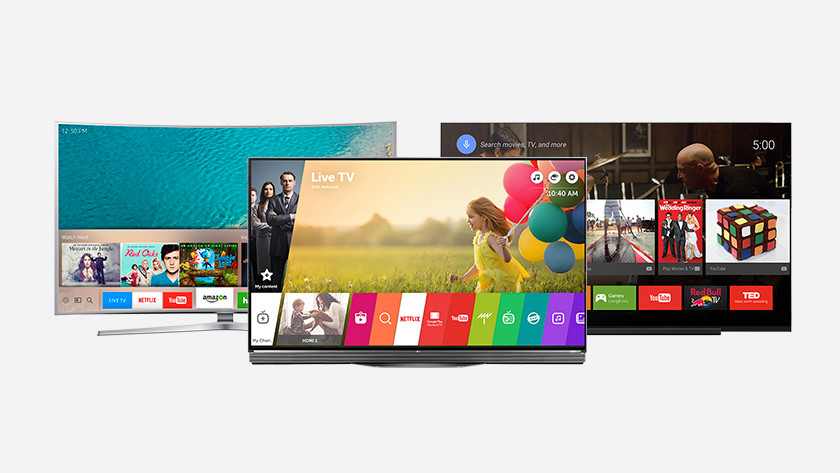 Compare Smart TV platforms