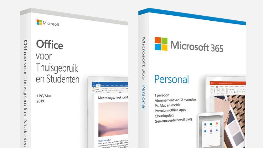 Microsoft Office softwaredoosjes.