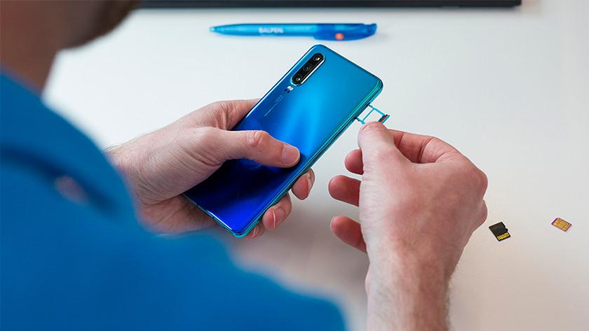 Overstappen van Android telefoon