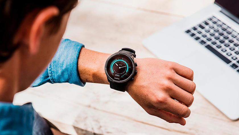 How big a smartwatch