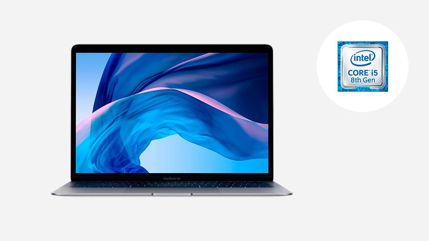 Apple MacBook Air (2019) CPU