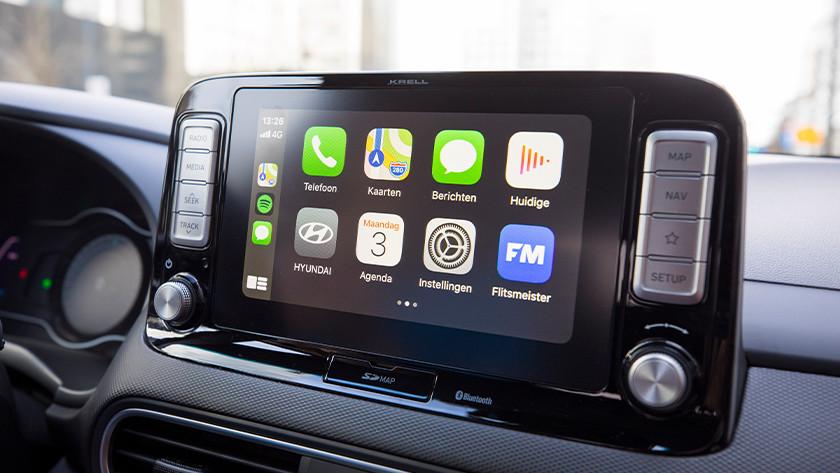 Download en orden CarPlay apps