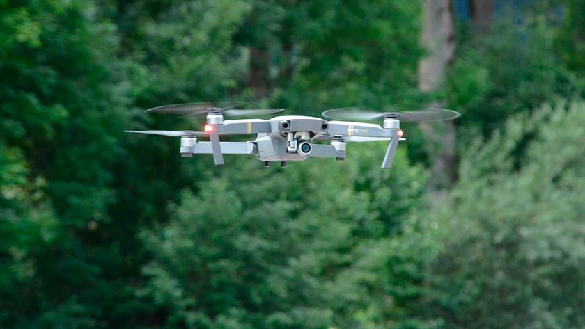 Drone vliegmodi quickshot