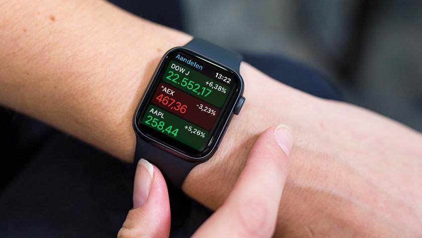 Apple Watch Aandelenkoersen