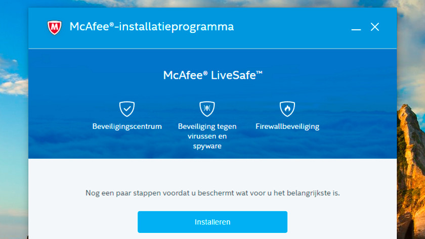 How do I install McAfee software? - Coolblue - Before 23:59