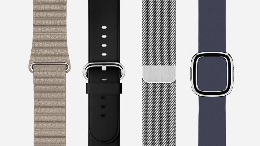 Horlogebandjes Apple Watch