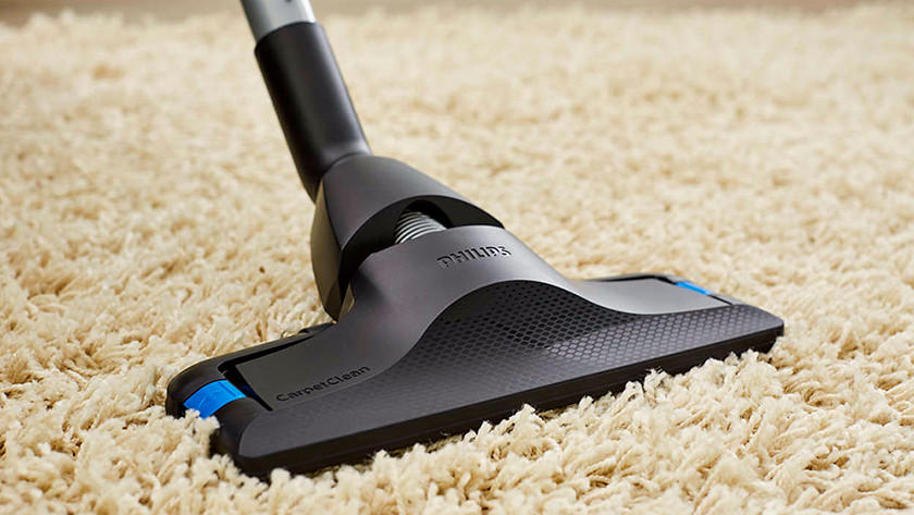 Vacuum and floor type