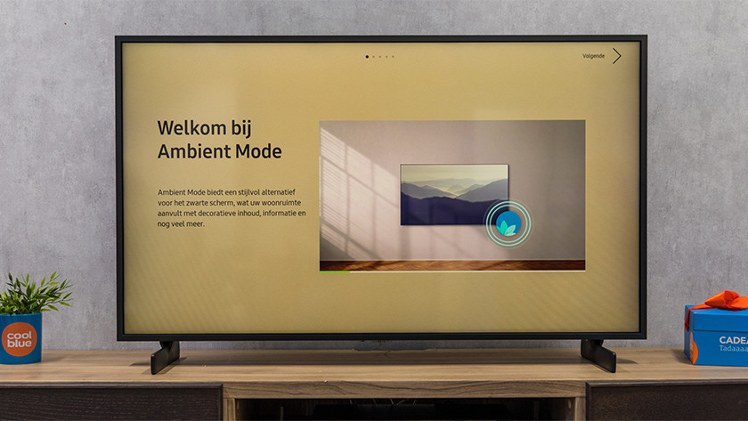 Samsung Ambient Mode