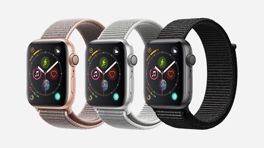 Uiterlijk Apple Watch Series 4