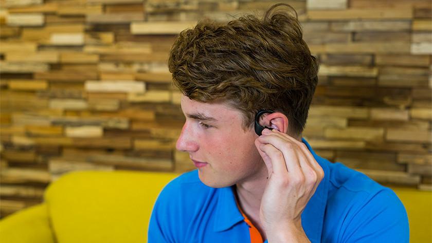 In ear oordopjes