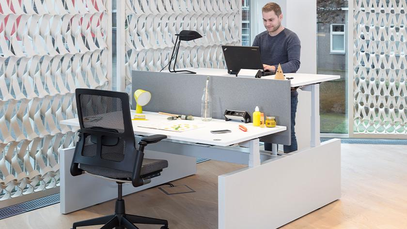 Zit sta bureau voor ergonomie