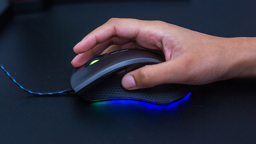 Game with a mouse