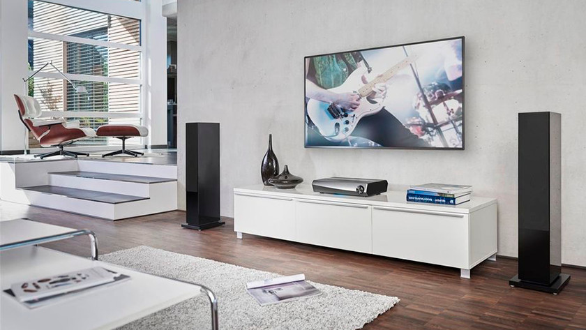 Surround speakers for movies