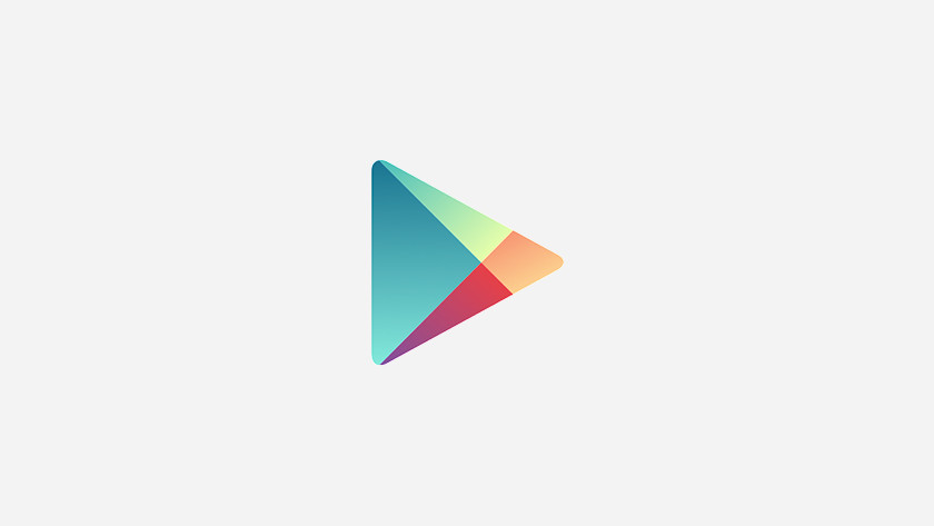 Google Play Store icoon.