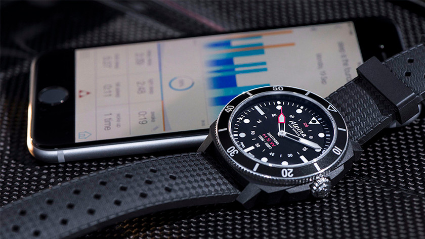 Hybride horloge
