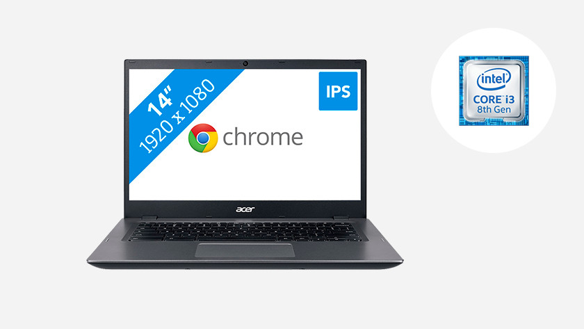 An Acer Chromebook with Intel Core i3 icon.
