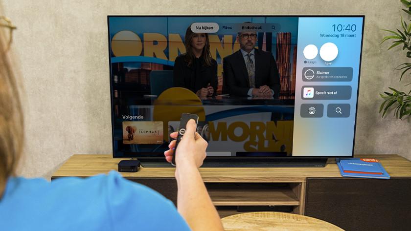 deel Apple TV met je gezin