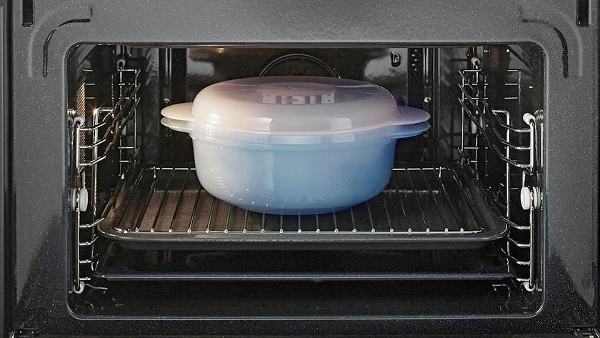 Bakje in oven