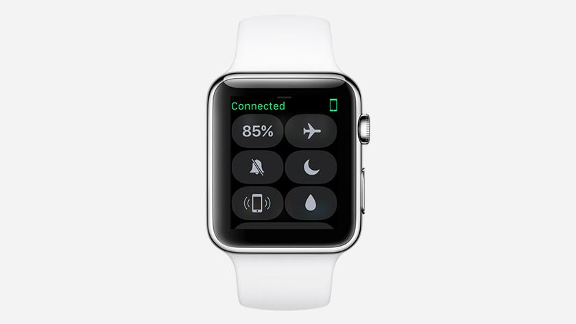 Water Lock on the Apple Watch
