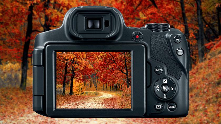 Beeldkwaliteit Canon PowerShot SX70 HS