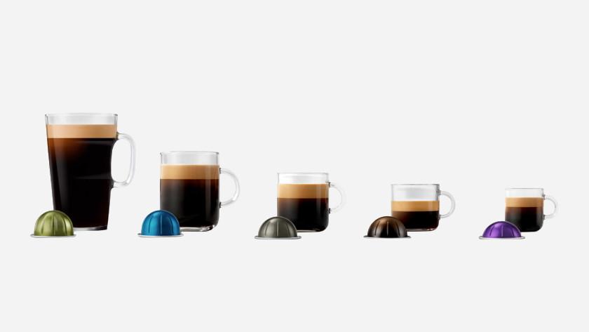 Nespresso Vertuo: grote kop koffie