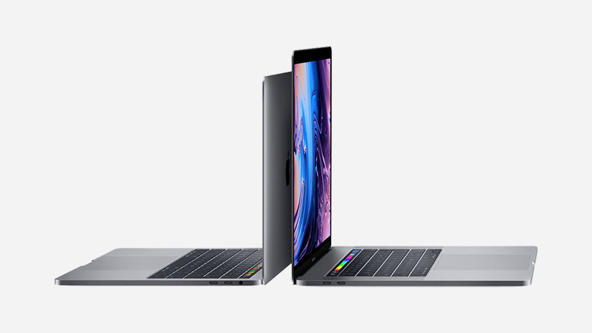 MacBook Pro 13 and 15 inch