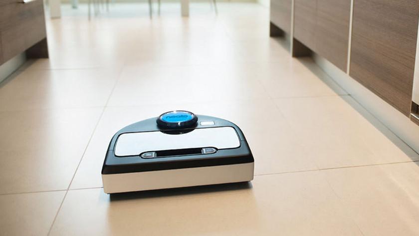 Robot vacuum vs. regular vacuum