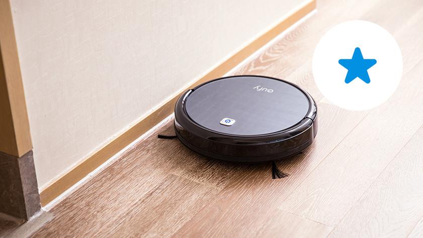 Basic robot vacuums