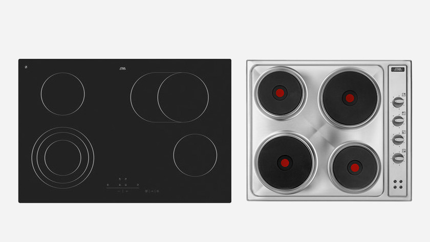 Elektrische kookplaten