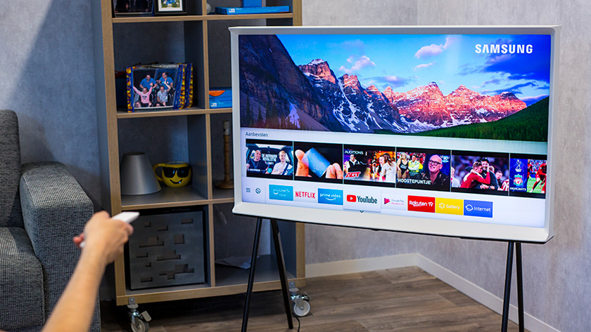 Samsung Serif TV review