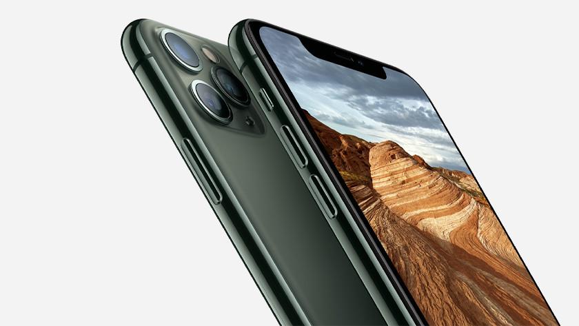 Voorkant en achterkant iPhone 11 Pro (Max)