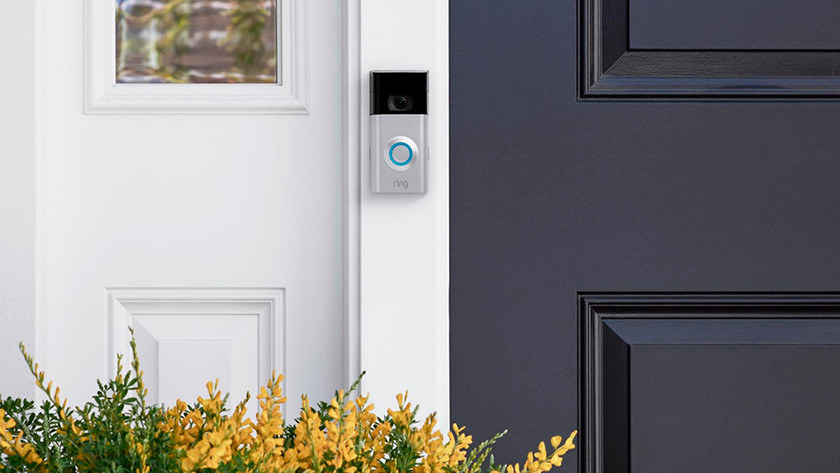 Wired or wireless doorbell