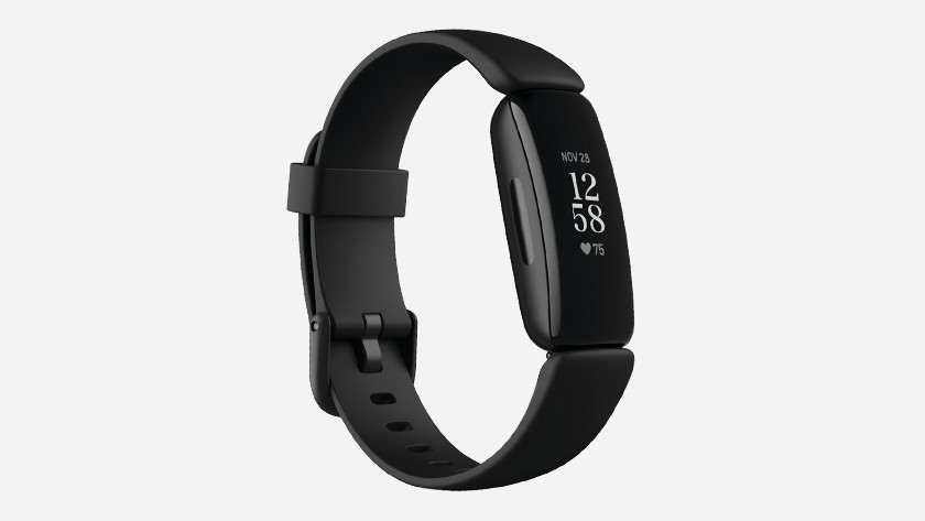 Fitbit Inspire 2: GPS via smartphone, accept calls