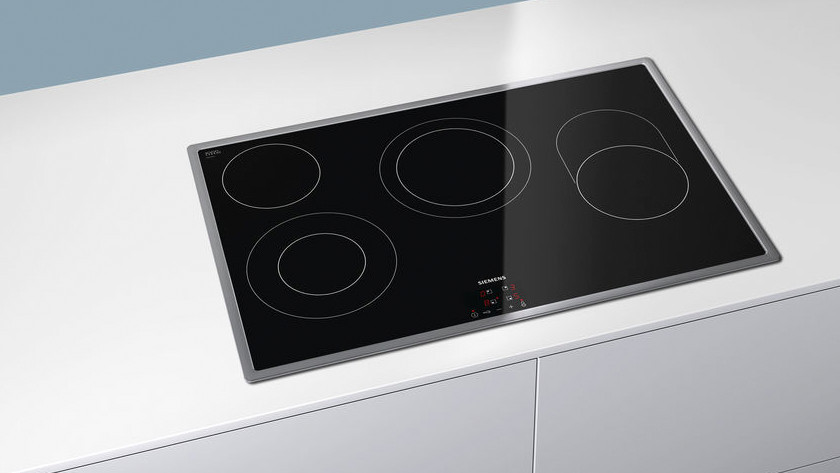Built-in cooktop