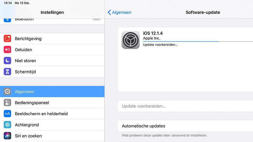 iOS Files app