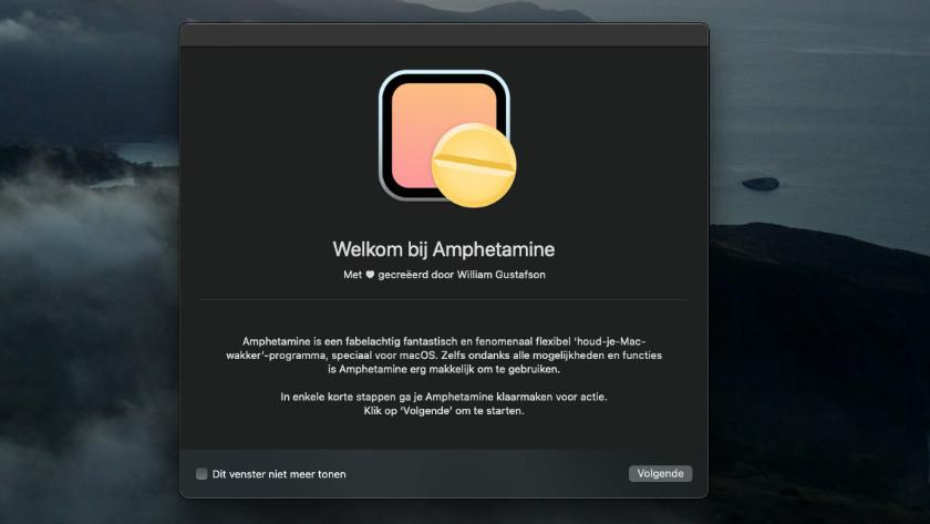 Apple MacBook scherm aan