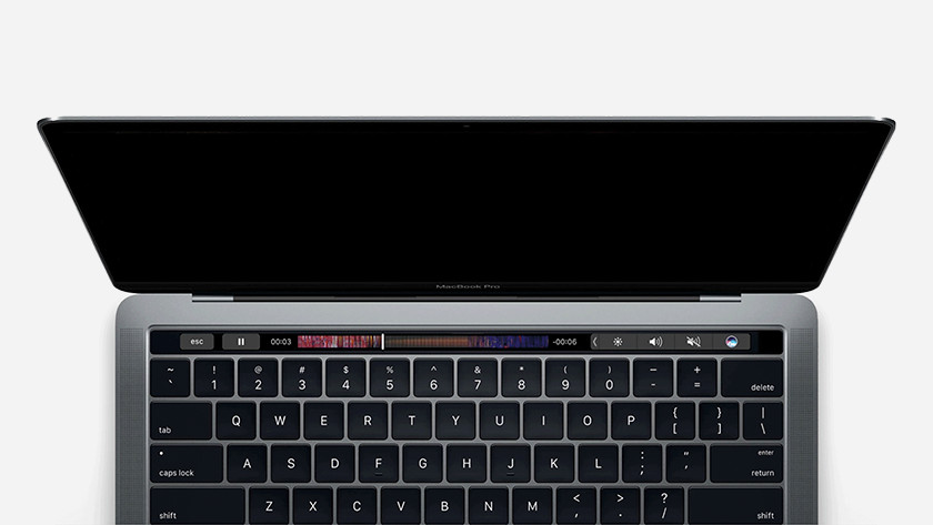 Touch Bar Apple Macbook Pro