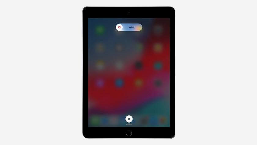 iPhone of iPad herstarten