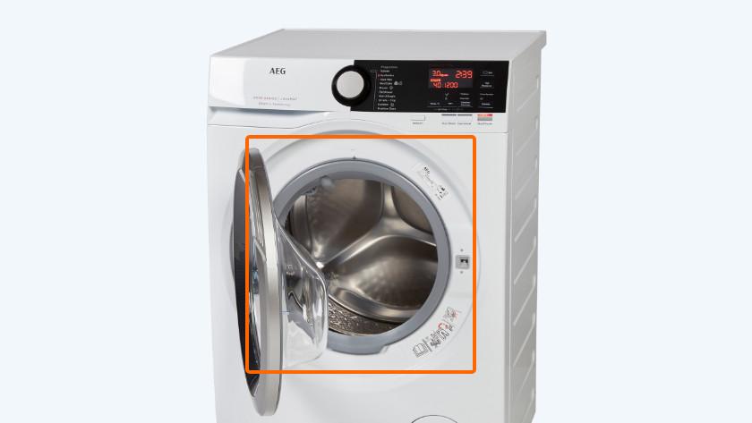 Overloopbeveiliging wasmachine