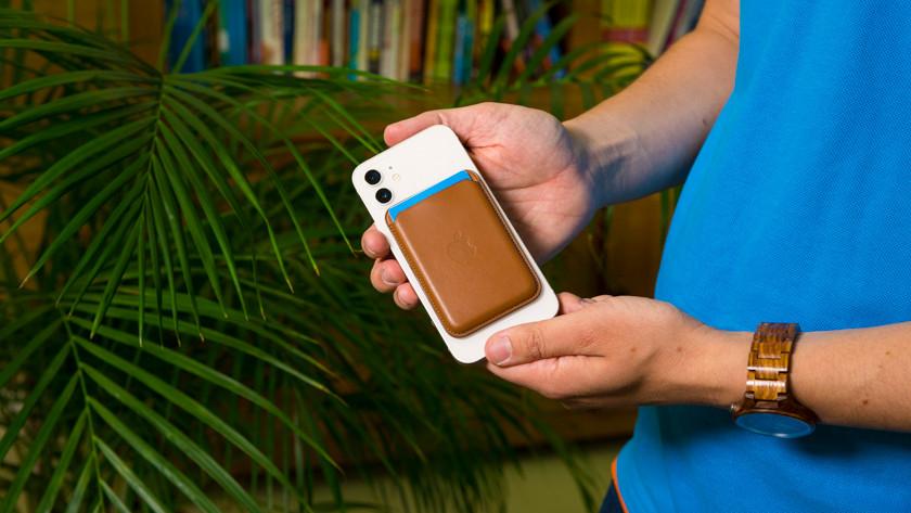 MagSafe kaarthouder voor iPhone