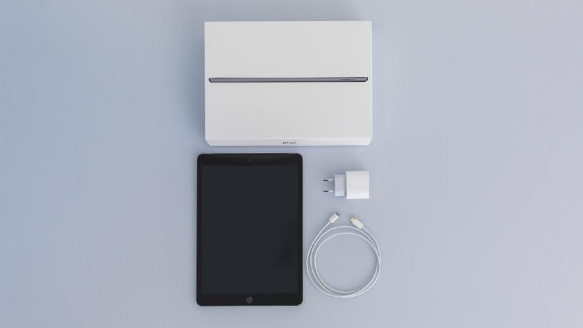 Eerste indruk iPad (2020)