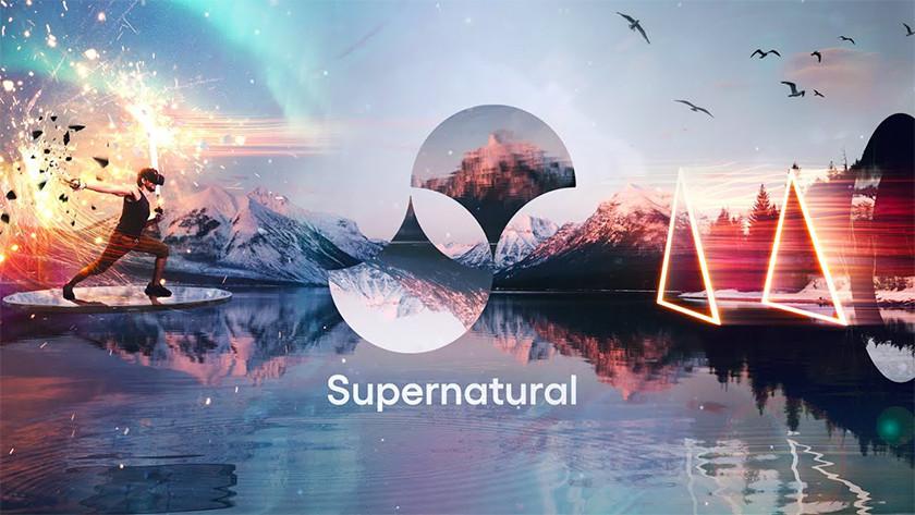Supernatural game.